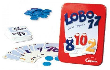 Boutique jeux de société - Pontivy - morbihan - ludis factory - Lobo 77