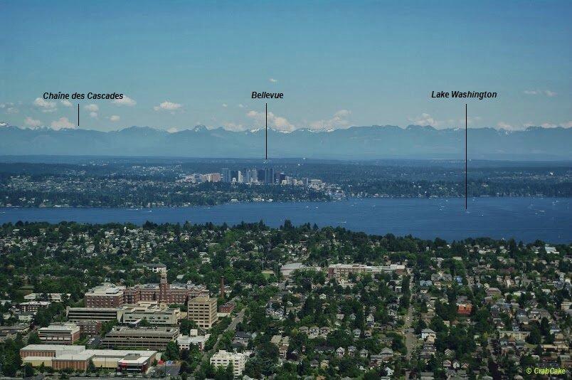 Est - Bellevue & Cascades - Columbia Center