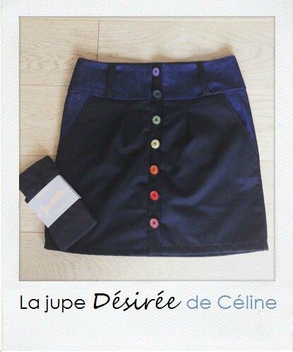 La jupe Désirée de Céline