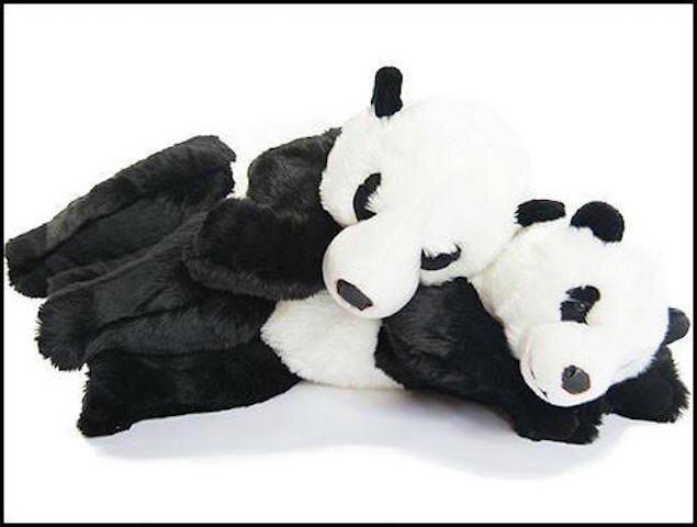 la pelucherie mon panda fernand