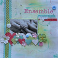 Week end mondail du scrapbooking