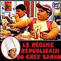 Le nouveau régime républicain du chef sarko