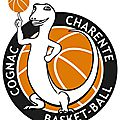 Nationale 2 cognac charente basket-ball
