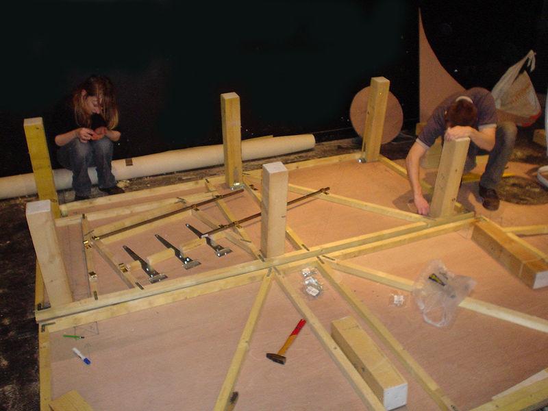 Macbett/construction plateau