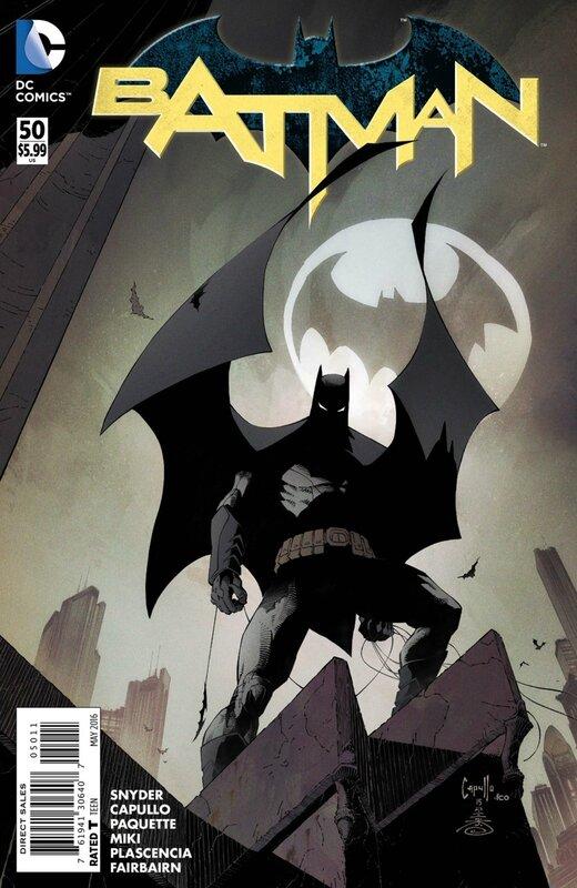 new 52 batman 50