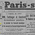 Bonnafous, 1943 Montauban