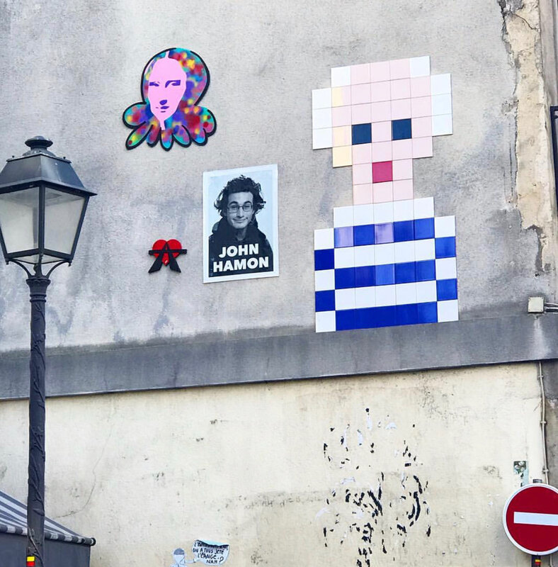 BaladEnigm dans le Marais ©Kid Friendly