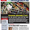 Nations presse magazine n°38 de juin 2013 est paru