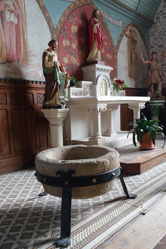 LAV église bassin