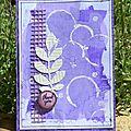 Carte de remerciements à BlueOrchys (Flo)
