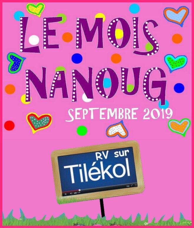 Le mois Nanoug et Tilekol R
