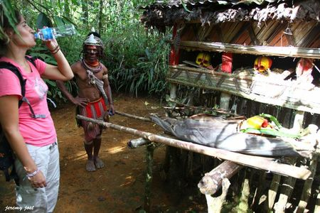 Fortune's teller in PNG