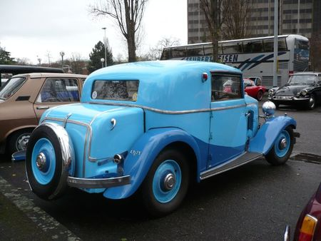 MATHIS EMY 4F coupé Deauville 1933 Strasbourg - PMC (2)