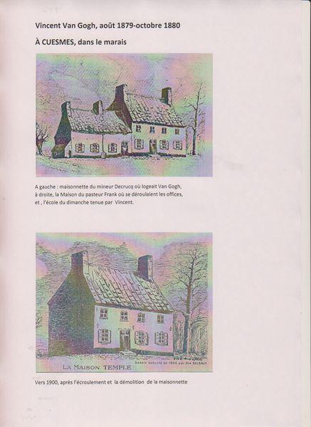 Cuesmes - Maison Van Gogh - Freddy Godart 2012 - 1