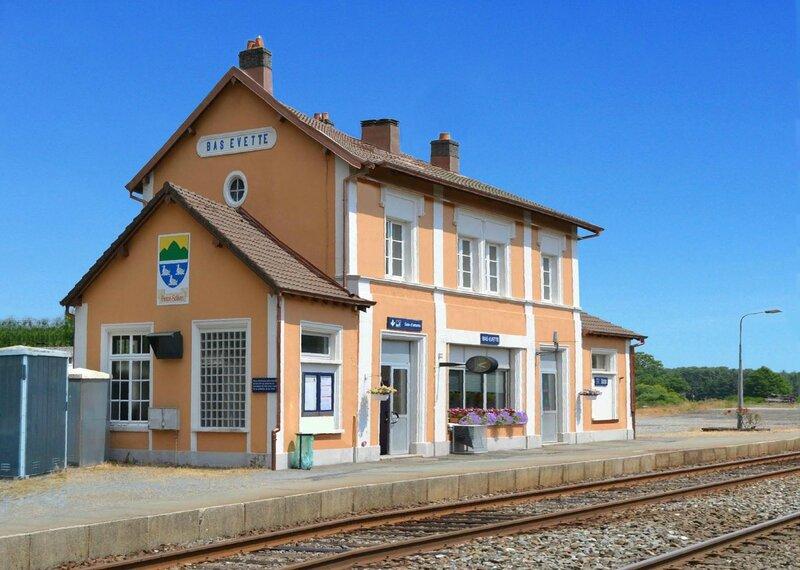 Gare d'Evette-Salbert 3