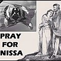 Pray for nissa....