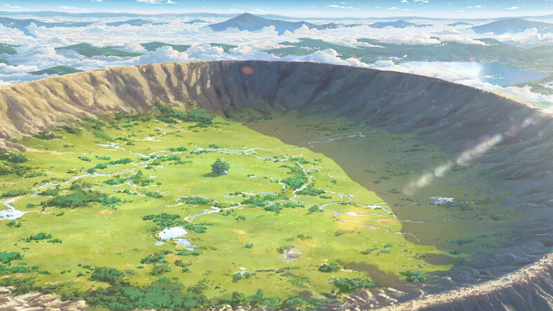 Canalblog Anime Makoto Shinkai Your Name Nature06
