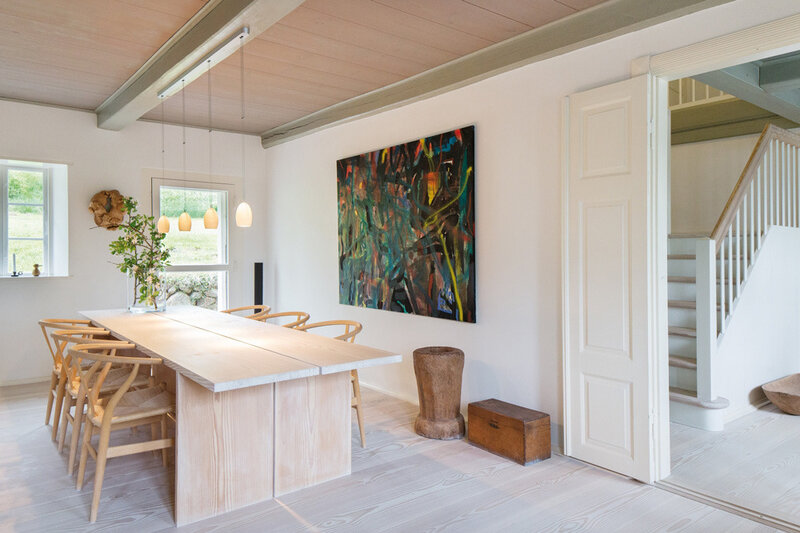 Farmhouse in Denmark and designed by Dinesen (3)
