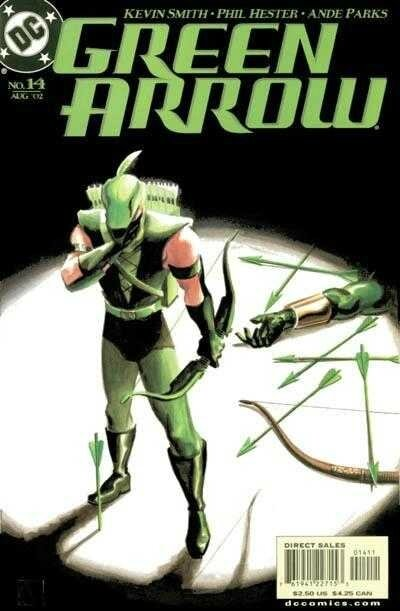 green arrow 14