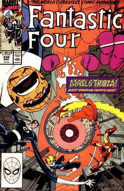 fantastic four 1961 338