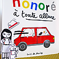 Merci iris & honoré!
