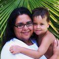 Mon doudou et moi - Septembre 2008