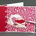 Carte saint valentin Katia Nésiris