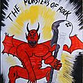 Hard Rock - The monsters of Rock