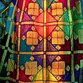 aurorre derri�re le rideau