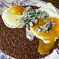 Galettes de blé noir : des idées de repas légers et faciles