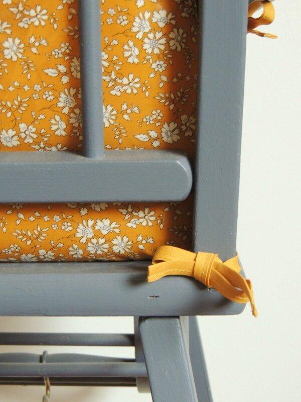 Coussin de chaise haute Demeure des Anges (2)