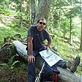 P1030252 Philippe cherche le chemin du retour