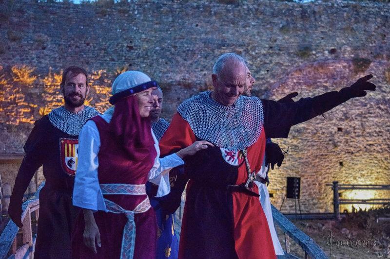 Les premiers Seigneurs du château de Talmont (3)