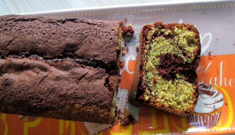 cake aux pistaches 001
