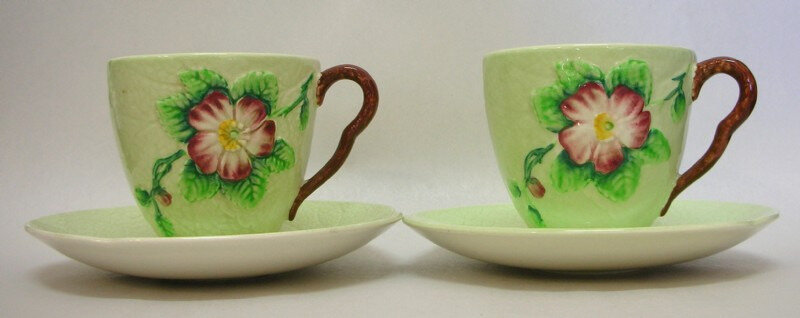 Carlton Ware Old English Rose Tea For Two