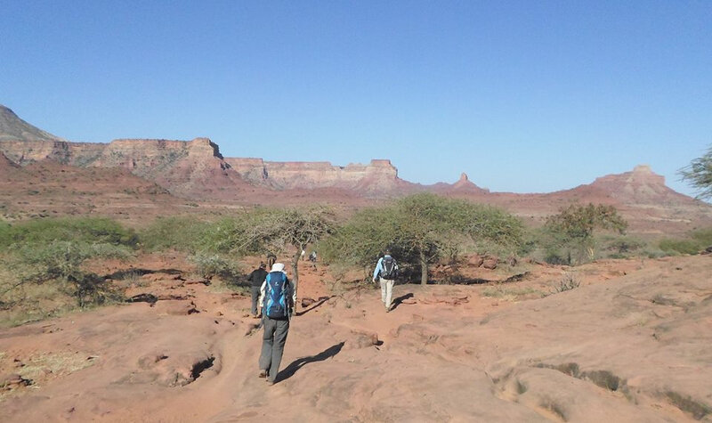Ethiopia wander of landscape best for trekker join us the second trekking rout of Ethiopia only with us