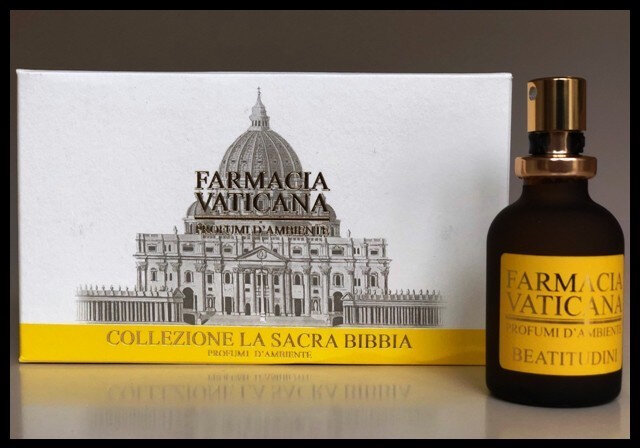 pharmacie vatican coffret 4 parfums ambiance