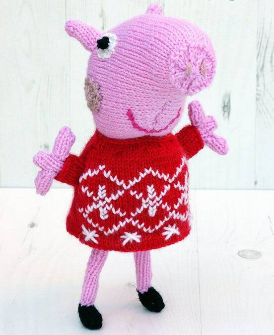 Traduction Peppa Pig in Christmas Jumper