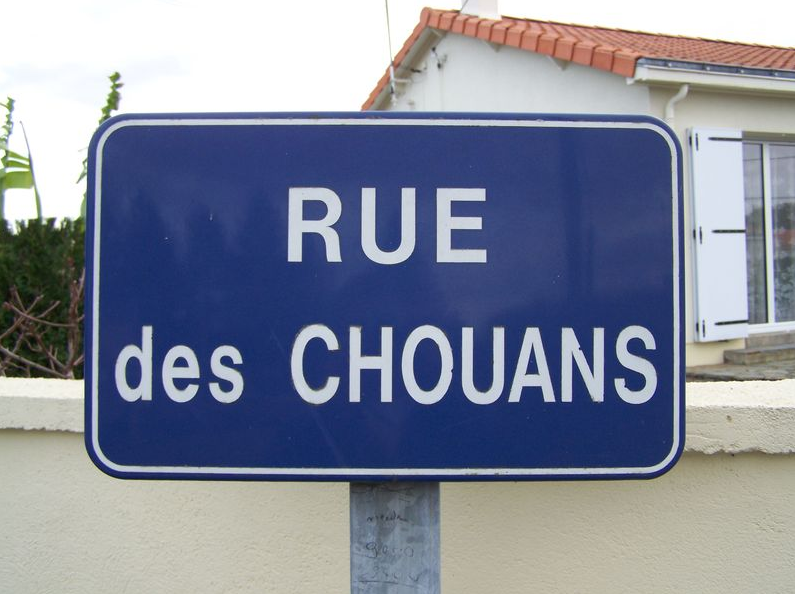 Les Herbiers Rue des Chouans