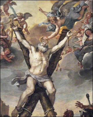 martyre-saint-andre-croix