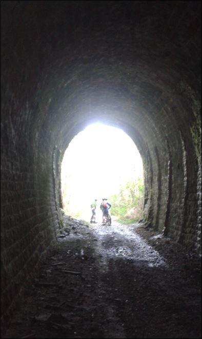 GTMC 3 Causses 4 bout du tunnel