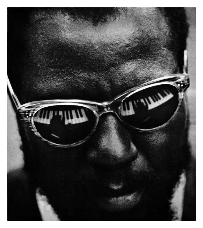 Thelonious Monk Lincoln center 1962