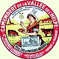 AVESNELLES-Camembert vallee de l helpe