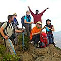 just done all the trekking in ethiopia