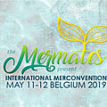 Mermates: international merconvention les 11 et 12 mai 2019 en belgique