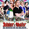 Asterix & obelix au service de sa majesté