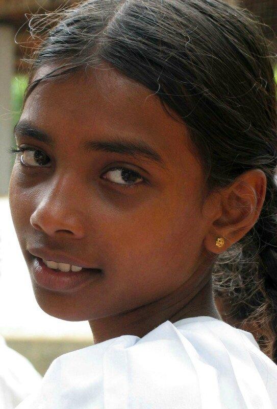Ecolière (Sri Lanka)
