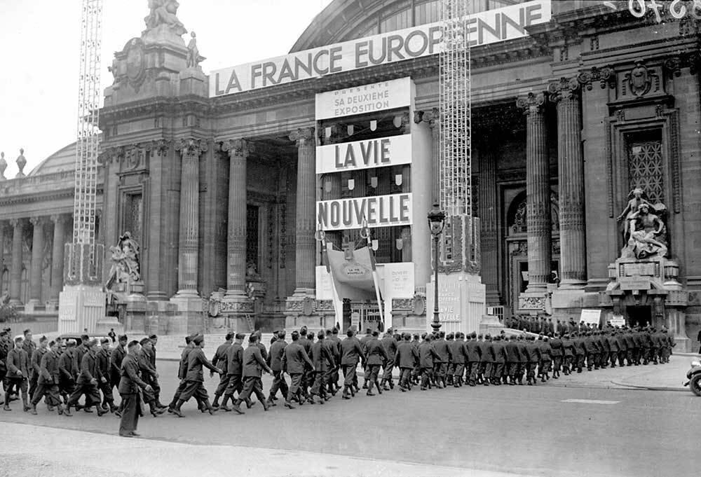 heure d'ete des vaincus de 1942 c'est la fin en Europe