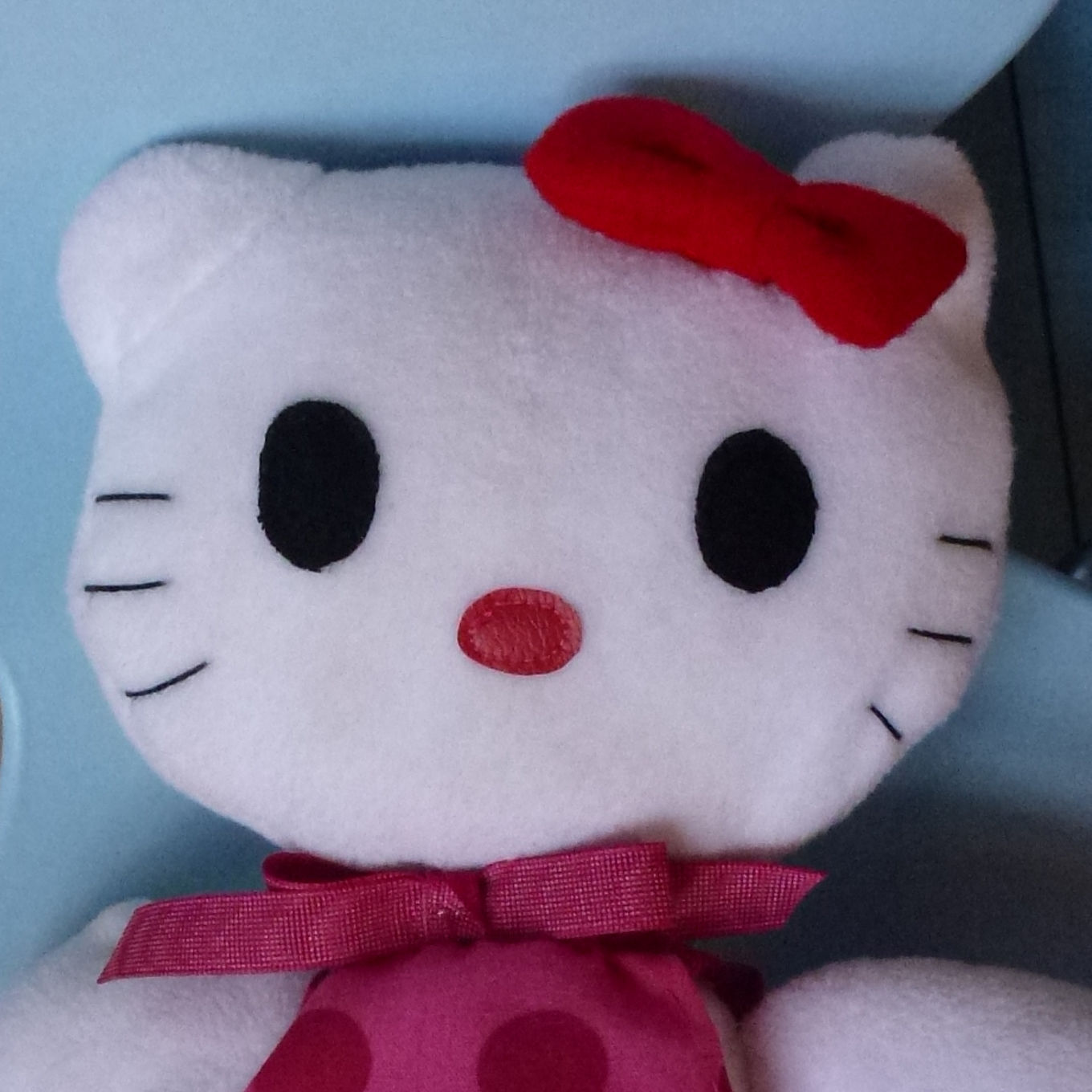 POUPÉE HELLO KITTY
