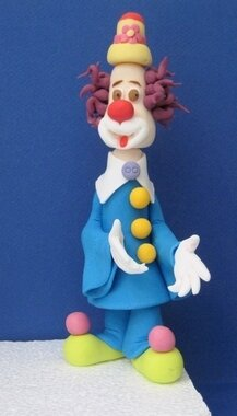 Atelier DR clown Agnes